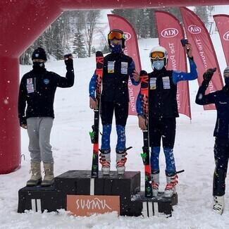 Soomes Kia Ski Touril poodiumil 2 Eesti mäesuusatajat – vennad Mikk ja Markus Mesila