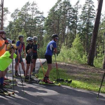 Swedbanki ja Suusaliidu suvine suusalaager pakub sportimisrõõmu pea 200 lapsele