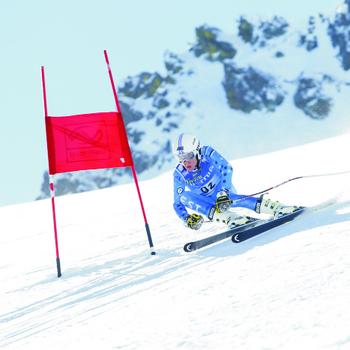 Tormis Laine võitis mainekal noorte mäesuusavõistlusel kolmanda koha