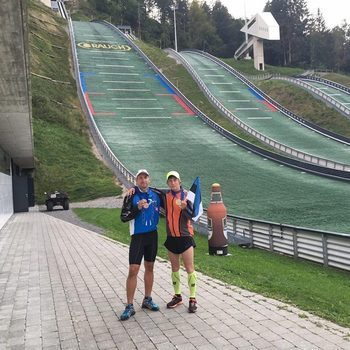 Kahevõistluse veteranide MM - lt Eestile kaks medalit