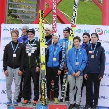 Tehvandil selgusid suvised Eesti meistrid kahevõistluses ja suusahüpetes