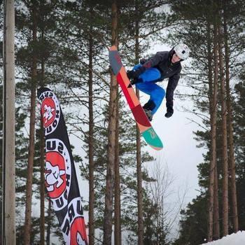 Lumelaua noortesarja 2017. aasta etapid paigas!