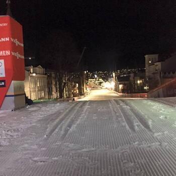 Murdmaasuusatamise MK sari jätkub Drammeni linnasprindiga