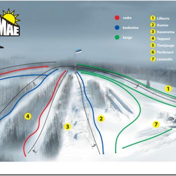 Alexela Noorte Alpisarja II etapp toimub Kuutsemäel