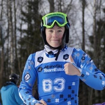 Alexela Noorte Alpisarja II etapp Kuutsemäel.