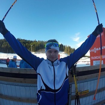 Noor kahevõistleja Andreas Ilves võitis FIS Youth Cupil  teise ja kolmanda koha.