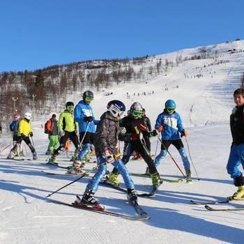 Noored mäesuusatajad lõpetasid hooaja Rootsis