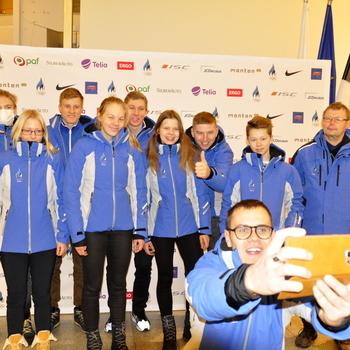 Homme algavad Lillehammeris II Noorte taliolümpiamängud