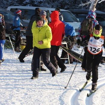 Swedbanki noorte suusasarja III etapi otseülekanne Postimehes