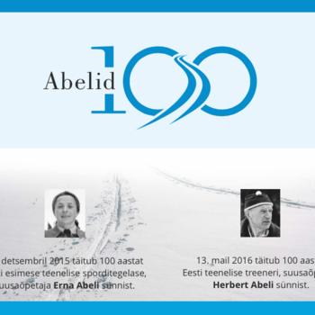 Abelid 100 üritustesari hakkab lõpule jõudma