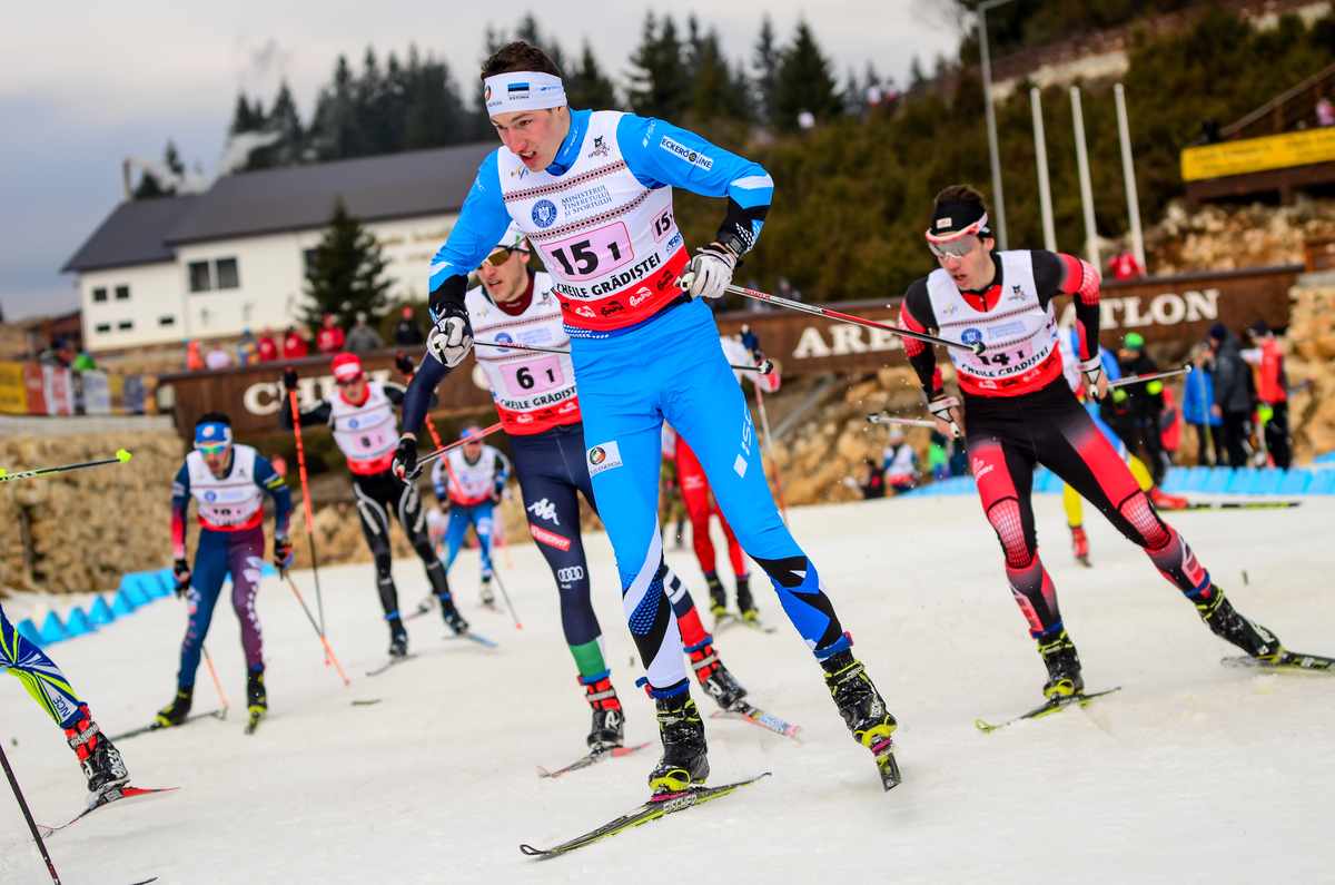 Oma Ehitaja is supporting Estonian skiing
